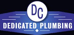 Dedicated Plumbing Logo