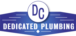 dc dedicated plumbing logo