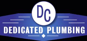 dc dedicated plumbing logo